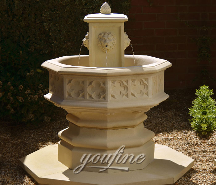 Indoor small natural stone water home fountain for sale