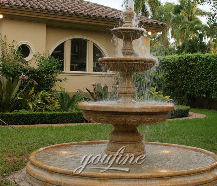 Water fountain for sale large outdoor fountains with best for Large garden stones for sale